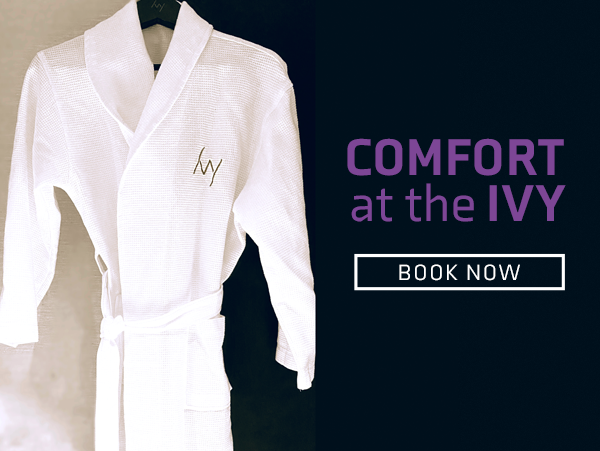 comfort at the ivy robe