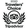 TripAdvisor 2020 Travelers' Choice logo